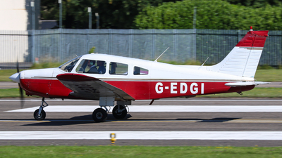 A picture of GEDGI - Piper PA28161 - [287916565] - © Johannes Wirl