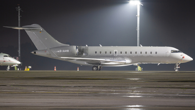 A picture of DAAHB - Bombardier Global Express - MHS Aviation - © David Schilcher