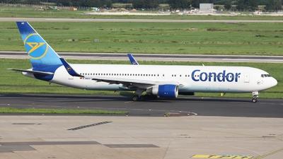 A picture of DABUC - Boeing 767330(ER) - Condor - © André Klöckner