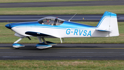 A picture of GRVSA - Van's RV6A - [PFA 18112574] - © Ian Howat