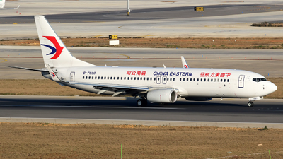 B-7590 - Boeing 737-89P - China Eastern Airlines