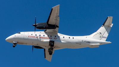 C-FCMG - Dornier Do-328-100 - Central Mountain Air