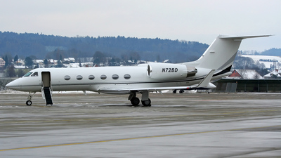 N72BD - Gulfstream G-IV(SP) - Private