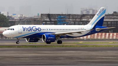 A picture of VTIVB - Airbus A320271N - IndiGo - © Janam Parikh