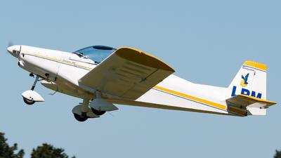 ZK-LPM - Alpi Pioneer 200 - Private