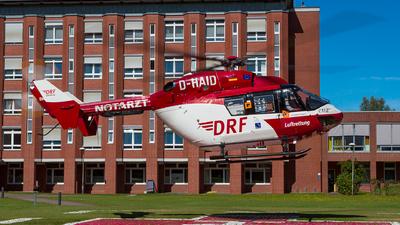 D-HAID - MBB BK117B-2 - DRF Luftrettung