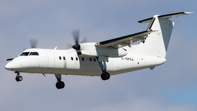 C-GYSJ - Bombardier Dash 8-102 - Central Mountain Air