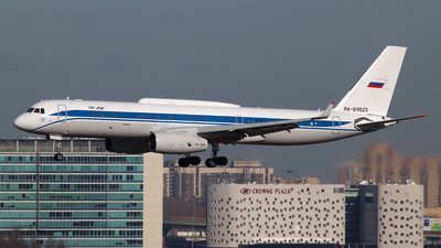RA-64523 - Tupolev Tu-214PU - Russia - Federal Security Service