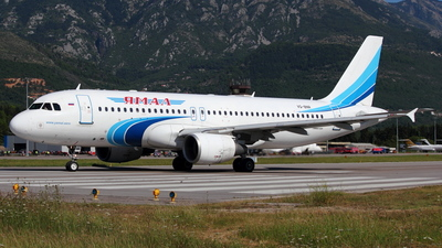 VQ-BNR - Airbus A320-214 - Yamal Airlines