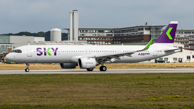 CC-DCA - Airbus A321-251NX - Sky Airline