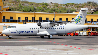 PJ-SLH - ATR 42-320 - Dutch Antilles Express