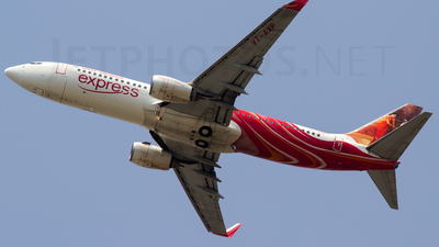 VT-AXP - Boeing 737-8HG - Air India Express