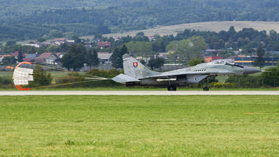 6526 - Mikoyan-Gurevich MiG-29AS Fulcrum - Slovakia - Air Force