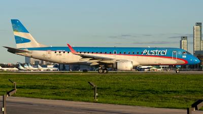 LV-CIE - Embraer 190-100IGW - Aerolíneas Argentinas