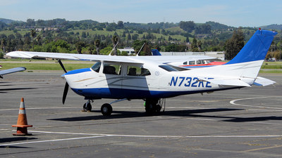 N732KE - Cessna T210L Turbo Centurion  - Private