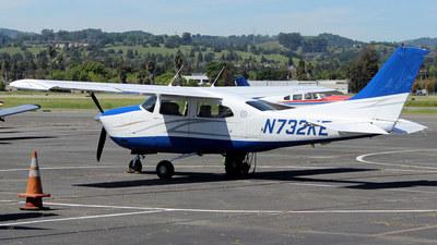 A picture of N732KE - Cessna T210L Turbo Centurion - [21061566] - © Jamie West