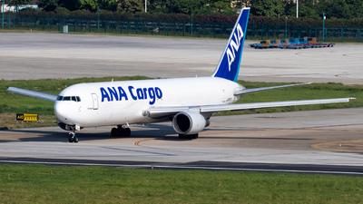JA8970 - Boeing 767-381(ER)(BCF)  - ANA Cargo