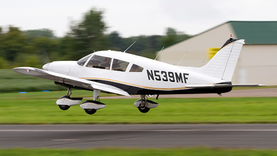 A picture of N539MF - Piper PA28180 - [287305064] - © Jeremy D. Dando