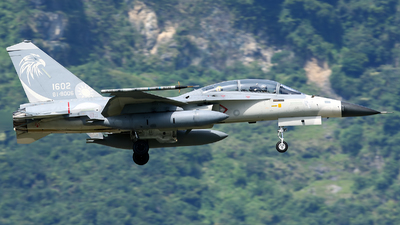 1602 - AIDC F-CK-1D Ching Kuo  - Taiwan - Air Force