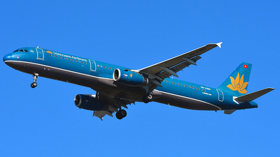 VN-A360 - Airbus A321-231 - Vietnam Airlines