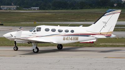 N414HM - Cessna 414A Chancellor - Private