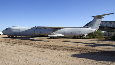 67-0013 - Lockheed C-141B Starlifter - United States - US Air Force (USAF)