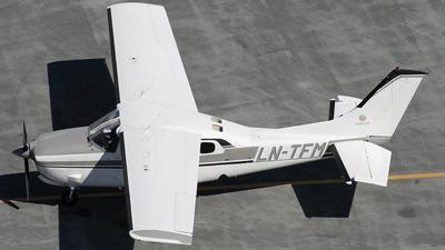 LN-TFM - Cessna P210N Pressurized Centurion II - Private