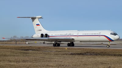 RA-86559 - Ilyushin IL-62M - Russia - Air Force