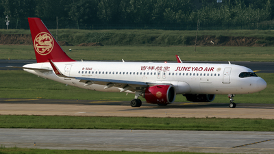 B-320Z - Airbus A320-271N - Juneyao Airlines