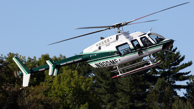 N905MF - Bell 407 - United States - Maine Forest Service