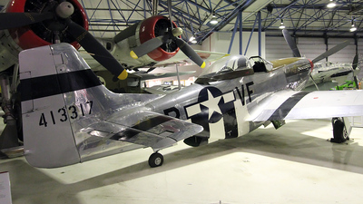 44-13317 - North American P-51D Mustang - United States - US Army Air Force (USAAF)