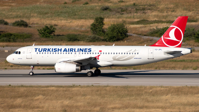 A picture of TCJPL - Airbus A320232 - Turkish Airlines - © Kuzey Alan