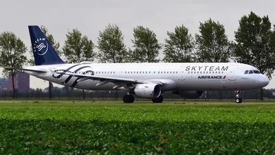 F-GTAE - Airbus A321-211 - Air France