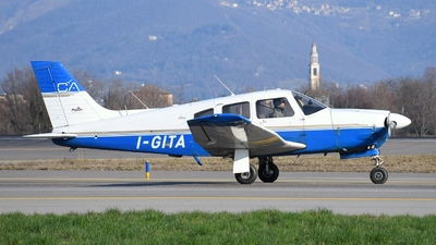 I-GITA - Piper PA-28R-201 Arrow - Private