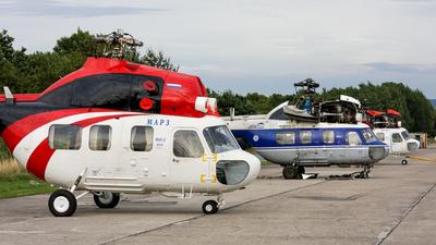 RA-20420 - PZL-Swidnik Mi-2 Hoplite - Private