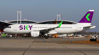 CC-AZH - Airbus A320-251N - Sky Airline