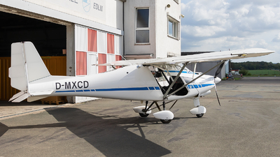 D-MXCD  - Ikarus C-42 - FlyOn Flugschule