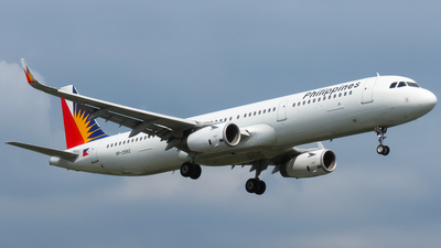 RP-C9912 - Airbus A321-231 - Philippine Airlines