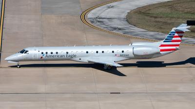 N931AE - Embraer ERJ-145LR - American Eagle (Envoy Air)