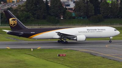 N339UP - Boeing 767-34AF(ER) - United Parcel Service (UPS)