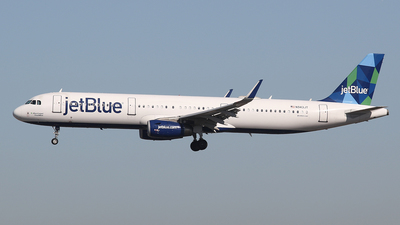 N943JT - Airbus A321-231 - jetBlue Airways
