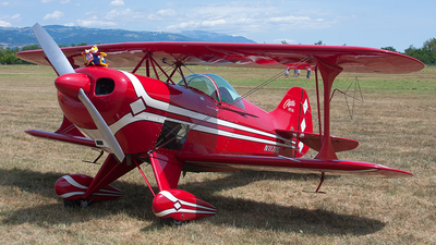 N117RG - Pitts S-1S Special - Private