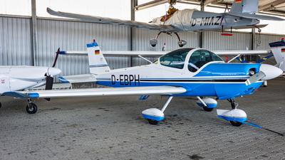 D-EBPH - Bolkow Bo.209 Monsun 150FF - Private