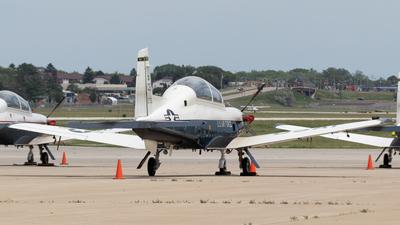 04-3732 - Raytheon T-6A Texan II - United States - US Air Force (USAF)