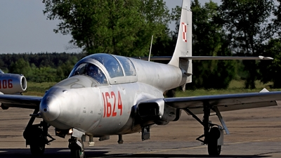 1624 - PZL-Mielec TS-11 Iskra - Poland - Air Force
