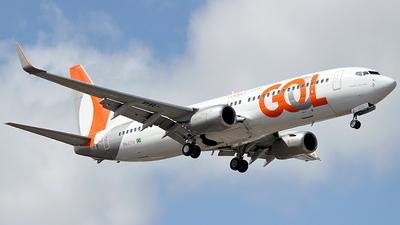 PR-GTN - Boeing 737-8EH - GOL Linhas Aereas
