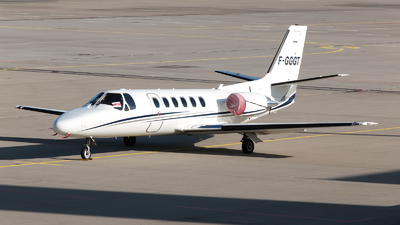 A picture of FGGGT - Cessna 550 Citation II - [5500611] - © Norman Damerius
