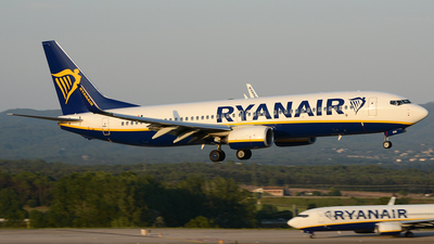 EI-GDN - Boeing 737-8AS - Ryanair