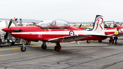A23-057 - Pilatus PC-9A - Australia - Royal Australian Air Force (RAAF)
