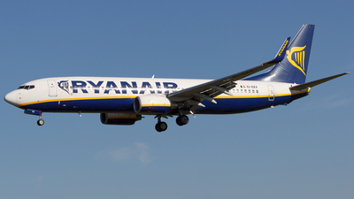 EI-EKX - Boeing 737-8AS - Ryanair